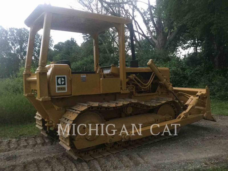CATERPILLAR TRACTORES DE CADENAS D4D equipment  photo 5