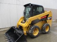 Equipment photo CATERPILLAR 236D 滑移转向装载机 1