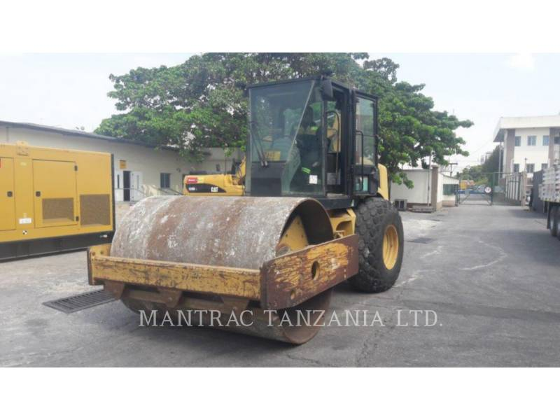 CATERPILLAR WT – KOMPAKTOR CS-563D equipment  photo 4