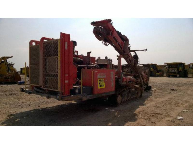 SANDVIK MINING & CONSTRUCTION ROTARY BLASTHOLE DRILLS DR540 equipment  photo 8