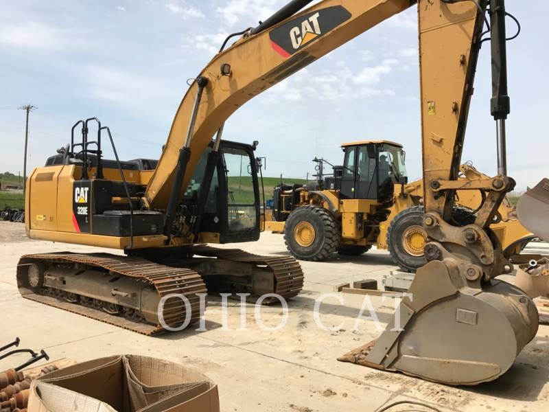 CATERPILLAR EXCAVADORAS DE CADENAS 320EL DCA1 equipment  photo 2