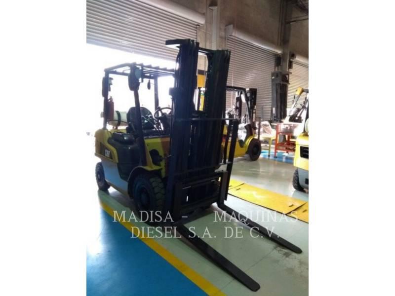 CATERPILLAR LIFT TRUCKS FORKLIFTS 2P5000 equipment  photo 2