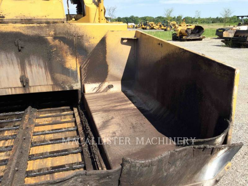 CATERPILLAR ASPHALT PAVERS AP-1000D equipment  photo 16