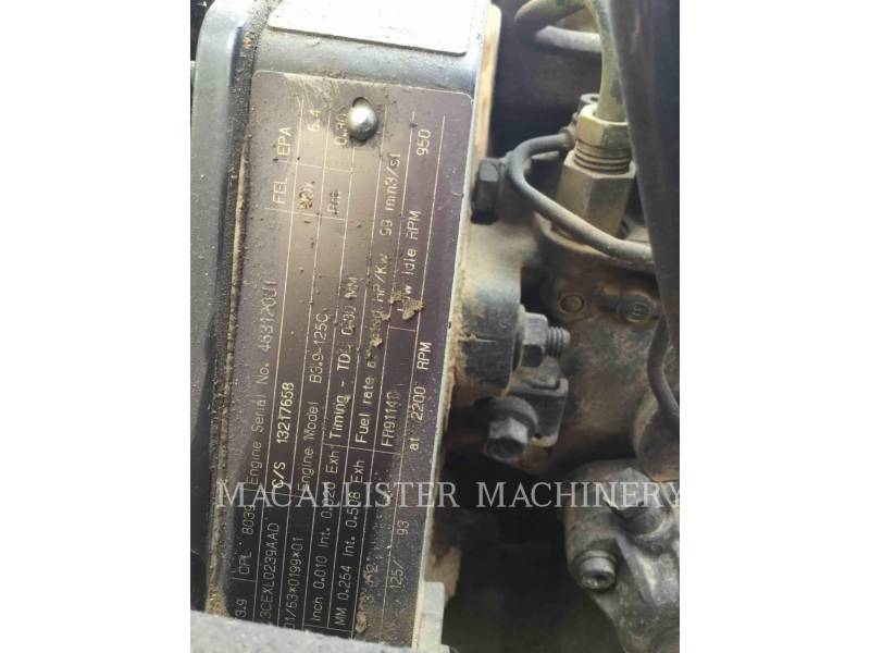 INGERSOLL-RAND EINZELVIBRATIONSWALZE, GLATTBANDAGE SD-105DX TF equipment  photo 7