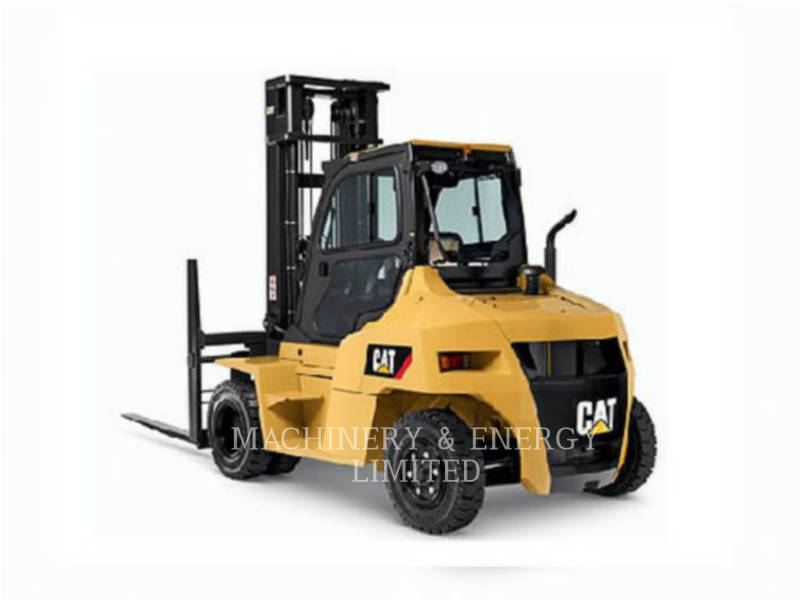 CATERPILLAR FORKLIFTS DP160 equipment  photo 1