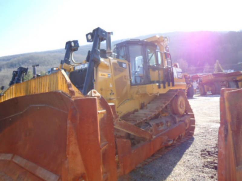 CATERPILLAR TRACTORES DE CADENAS D9T equipment  photo 2