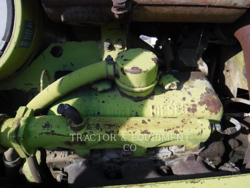 TEREX CORPORATION TRACTORES DE CADENAS 82-20B equipment  photo 10