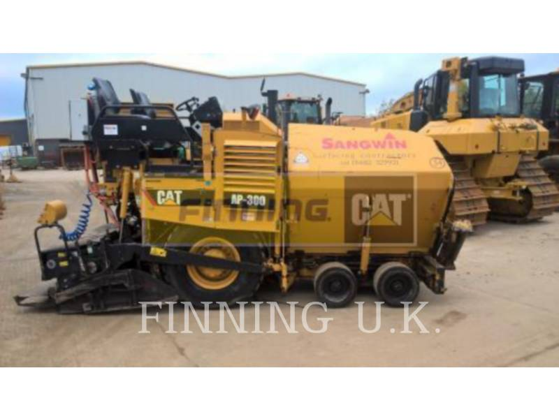 CATERPILLAR ASPHALT PAVERS AP300DDCA1 equipment  photo 6
