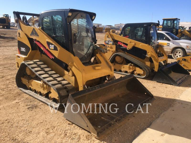 CATERPILLAR CHARGEURS COMPACTS RIGIDES 289C2 equipment  photo 15