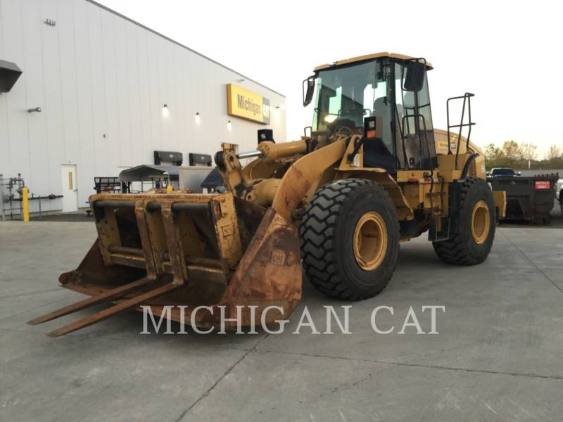 CATERPILLAR WHEEL LOADERS/INTEGRATED TOOLCARRIERS 950H RQ+ equipment  photo 1