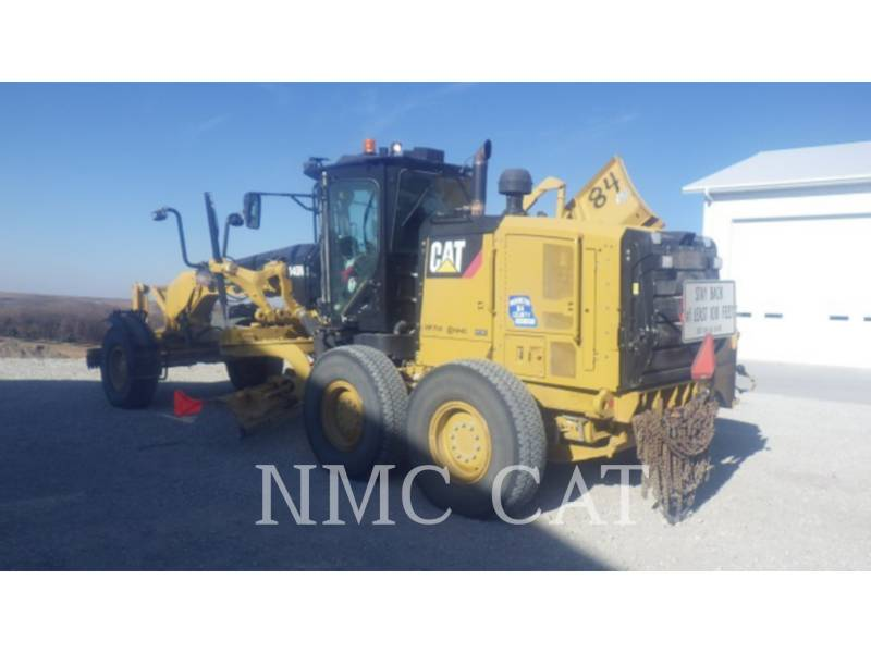 CATERPILLAR MOTONIVELADORAS 140M2 equipment  photo 2