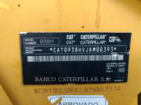 CATERPILLAR PALE GOMMATE/PALE GOMMATE MULTIUSO 938H equipment  photo 5