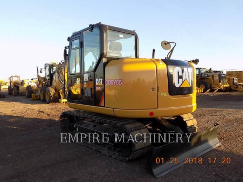 CATERPILLAR トラック油圧ショベル 307E2 equipment  photo 3