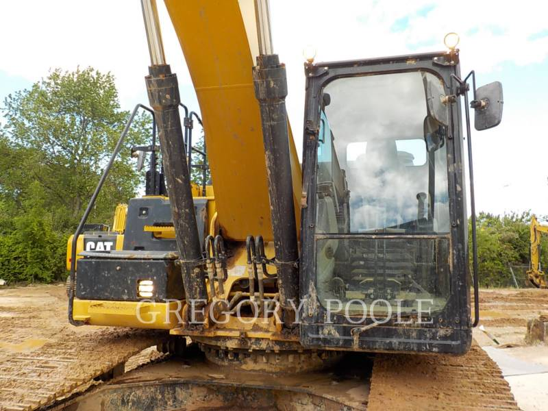 CATERPILLAR EXCAVADORAS DE CADENAS 329E L equipment  photo 3
