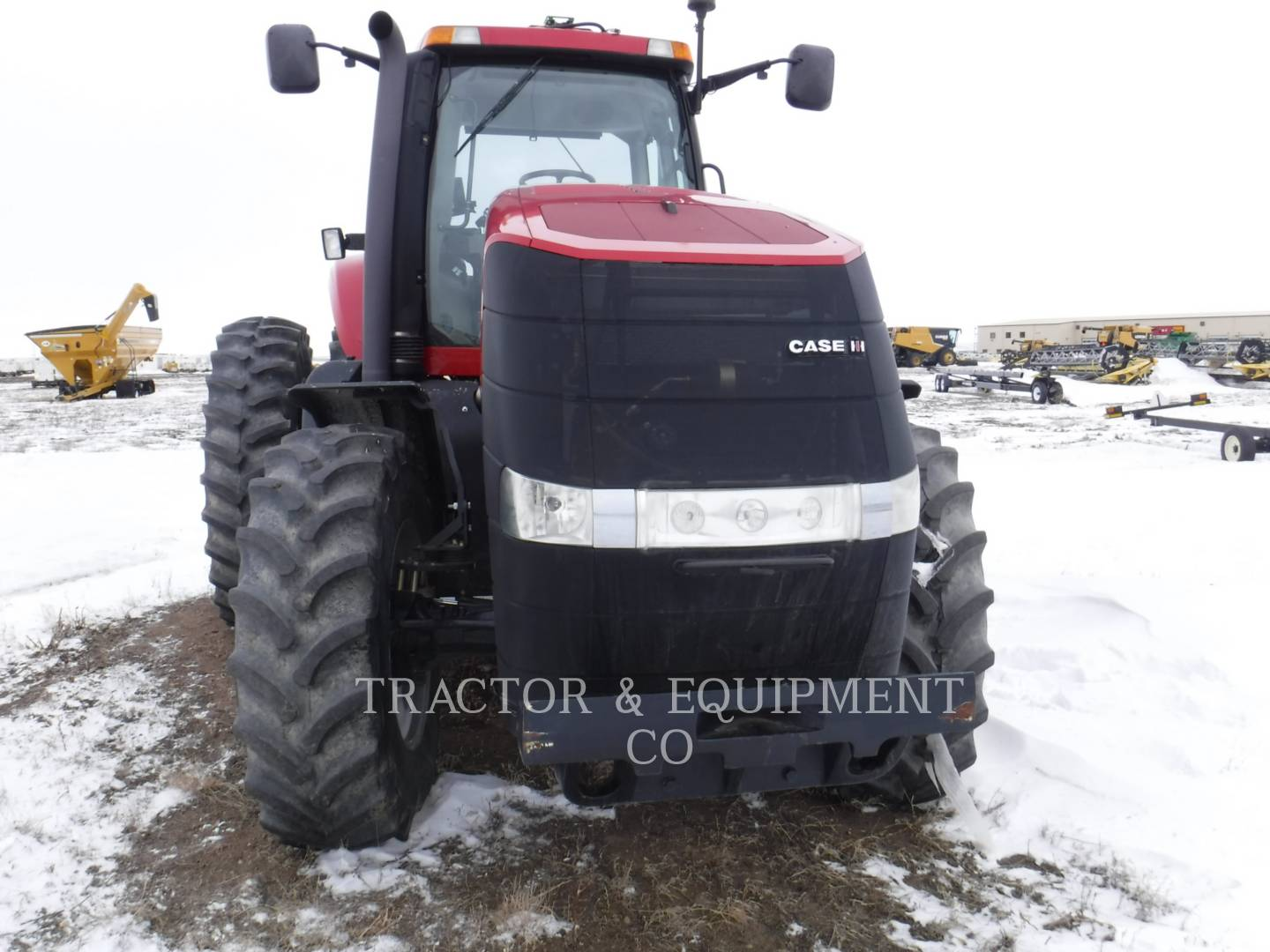 Detail photo of 2011 Case IH 260 MAG from Construction Equipment Guide