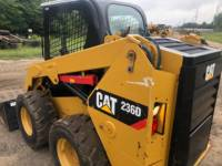 CATERPILLAR MINICARGADORAS 236 D equipment  photo 5