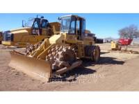 Equipment photo CATERPILLAR 815F COMPACTOREN 1
