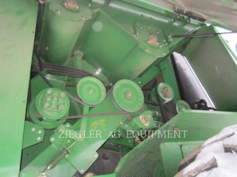 DEERE & CO. COMBINES 9870STS equipment  photo 11