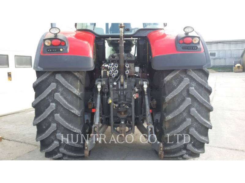 AGCO-MASSEY FERGUSON AG TRACTORS MF8680 equipment  photo 14