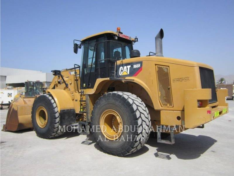 CATERPILLAR MINING WHEEL LOADER 966 H equipment  photo 3