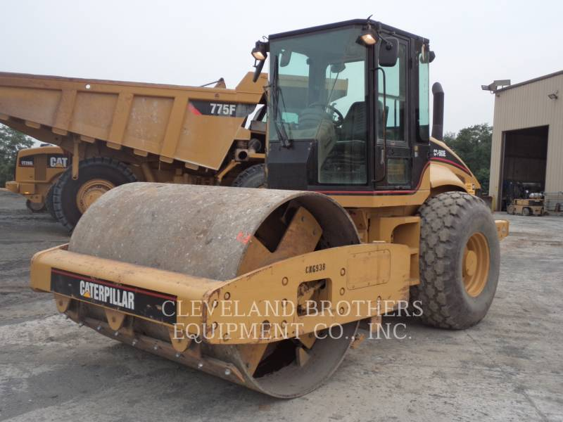 CATERPILLAR COMPACTORS CS563E equipment  photo 2