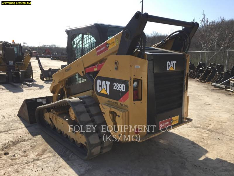CATERPILLAR SKID STEER LOADERS 289DXPS2CA equipment  photo 4
