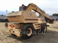 CASE ESCAVATORI GOMMATI 1085 BADGER equipment  photo 4