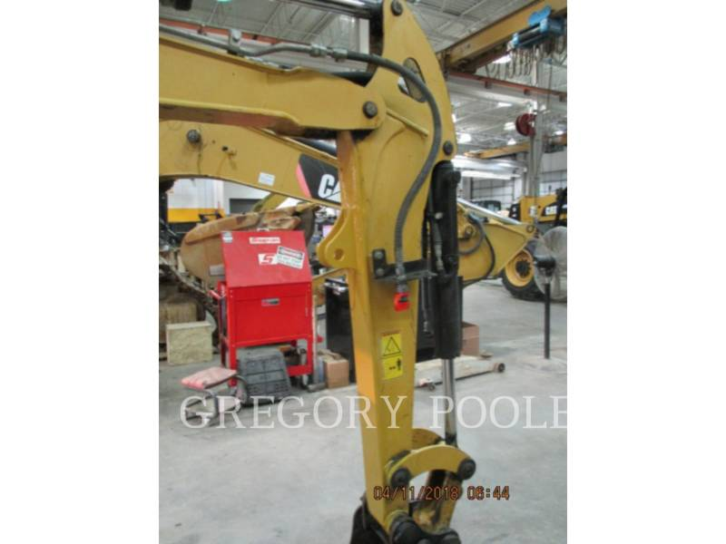 CATERPILLAR KETTEN-HYDRAULIKBAGGER 304E CR equipment  photo 11