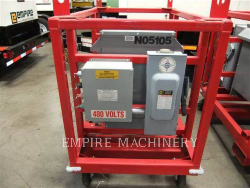 MISCELLANEOUS MFGRS SONSTIGES 75KVA PT equipment  photo 3