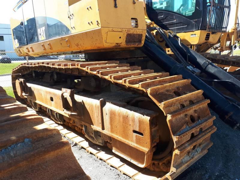 CATERPILLAR ESCAVATORI CINGOLATI 390DL equipment  photo 23