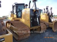 Equipment photo CATERPILLAR D7ELGP TRACTEURS SUR CHAINES 1