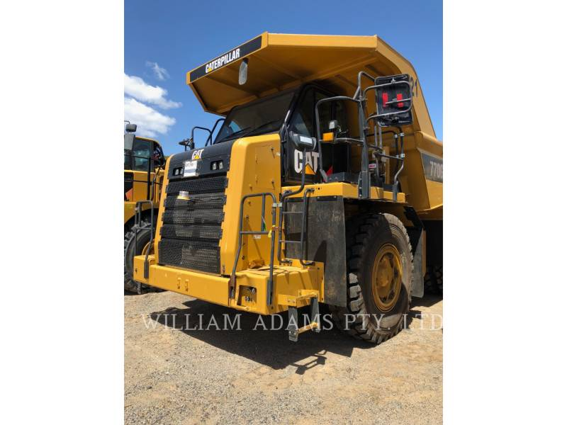 CATERPILLAR OFF HIGHWAY TRUCKS 770G equipment  photo 4
