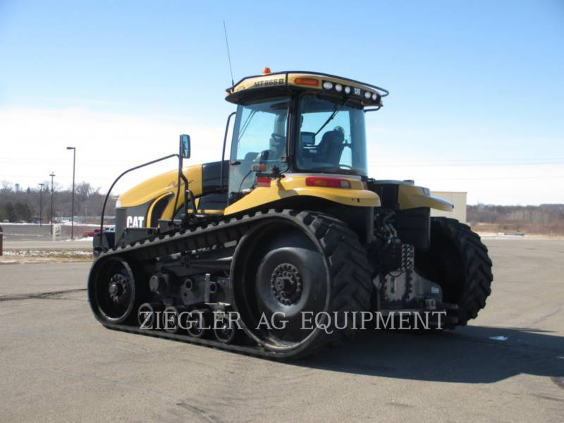 AGCO-CHALLENGER AG TRACTORS MT865B equipment  photo 2