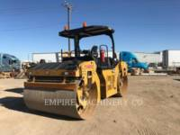 CATERPILLAR TAMBOR DOBLE VIBRATORIO ASFALTO CB66B equipment  photo 5