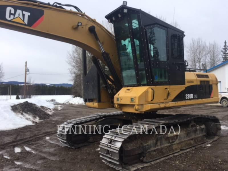 CATERPILLAR Industrie forestière - Cisaille 320DFMHW equipment  photo 1