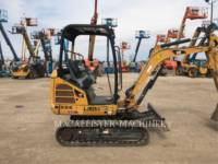 CATERPILLAR TRACK EXCAVATORS 302.4D equipment  photo 2