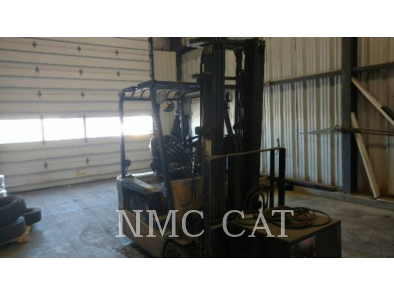 CATERPILLAR LIFT TRUCKS FORKLIFTS ET4000_MC equipment  photo 3