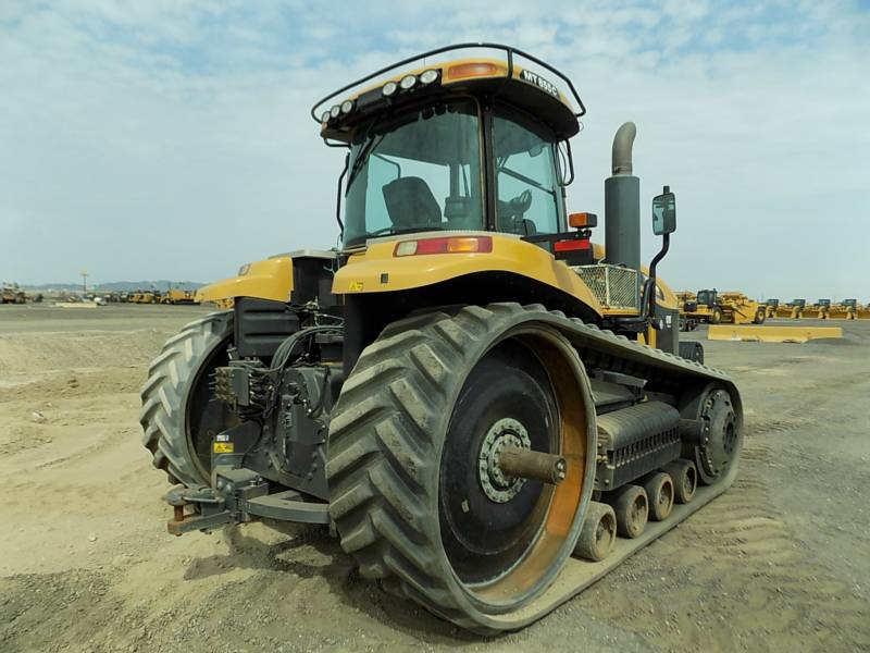 CATERPILLAR TRACTORES AGRÍCOLAS MT855C equipment  photo 8