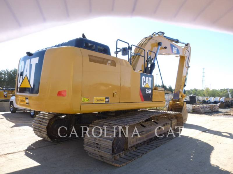 CATERPILLAR トラック油圧ショベル 336FL equipment  photo 6