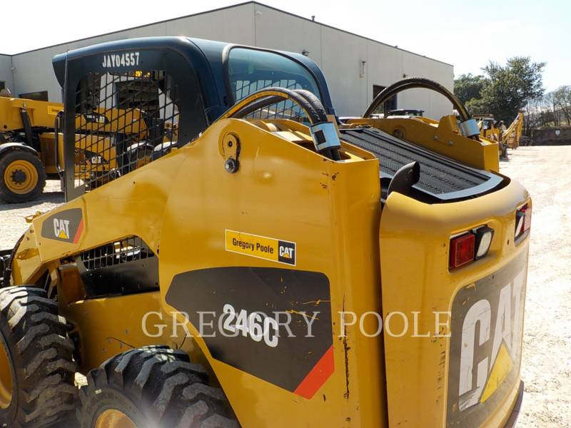 CATERPILLAR SKID STEER LOADERS 246C equipment  photo 9