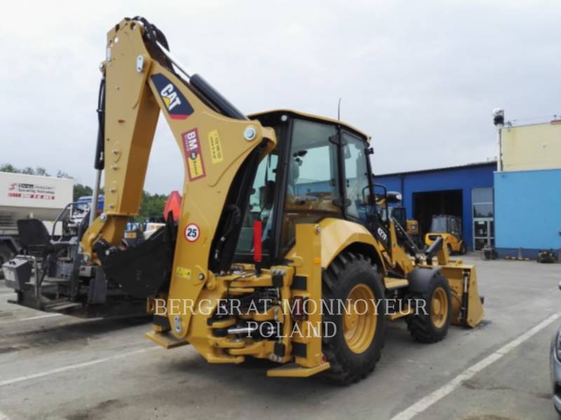 CATERPILLAR RETROEXCAVADORAS CARGADORAS 427F2 equipment  photo 5
