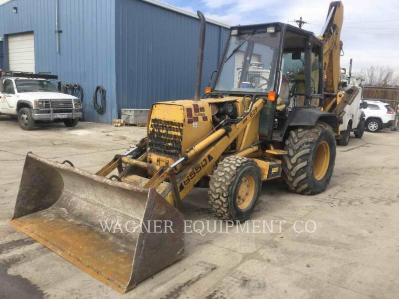 FORD / NEW HOLLAND BACKHOE LOADERS 655D equipment  photo 1
