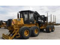 Equipment photo CATERPILLAR 584HD LEŚNICTWO - FORWARDER 1
