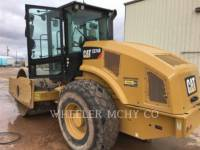 CATERPILLAR COMPACTEUR VIBRANT, MONOCYLINDRE LISSE CS74B equipment  photo 2