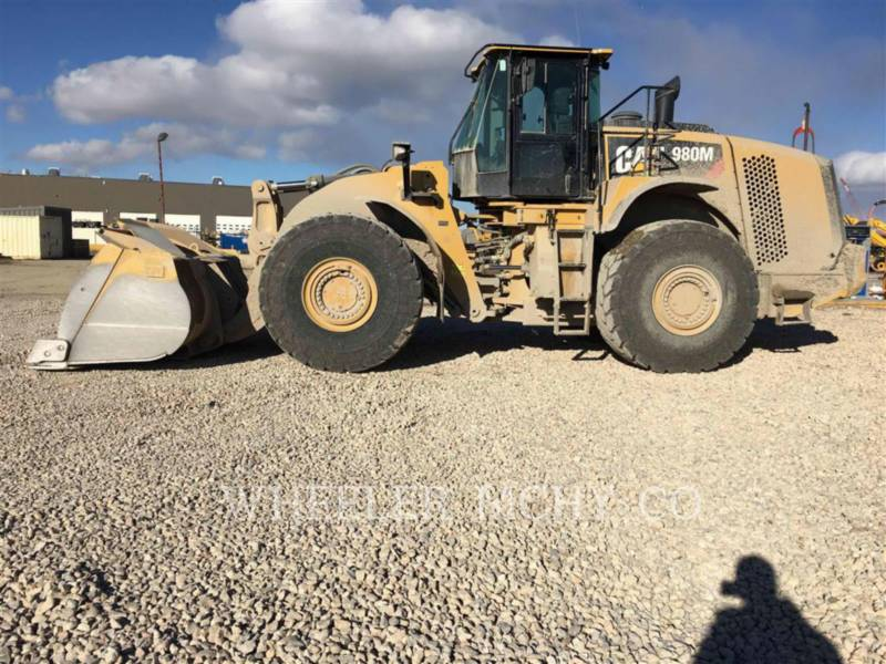 CATERPILLAR WHEEL LOADERS/INTEGRATED TOOLCARRIERS 980M AOC equipment  photo 5