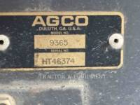 AGCO AG OTHER 9365 equipment  photo 5