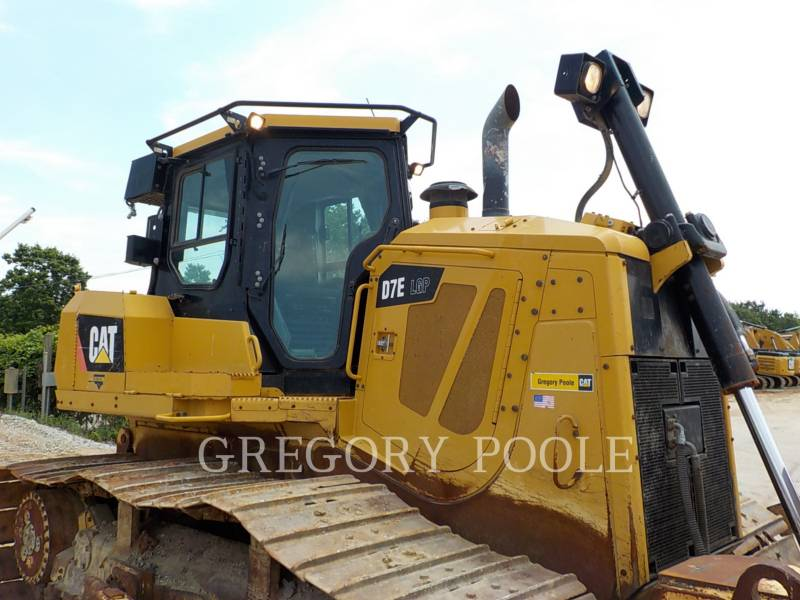CATERPILLAR TRAKTOR GĄSIENNICOWY KOPALNIANY D7E LGP equipment  photo 6