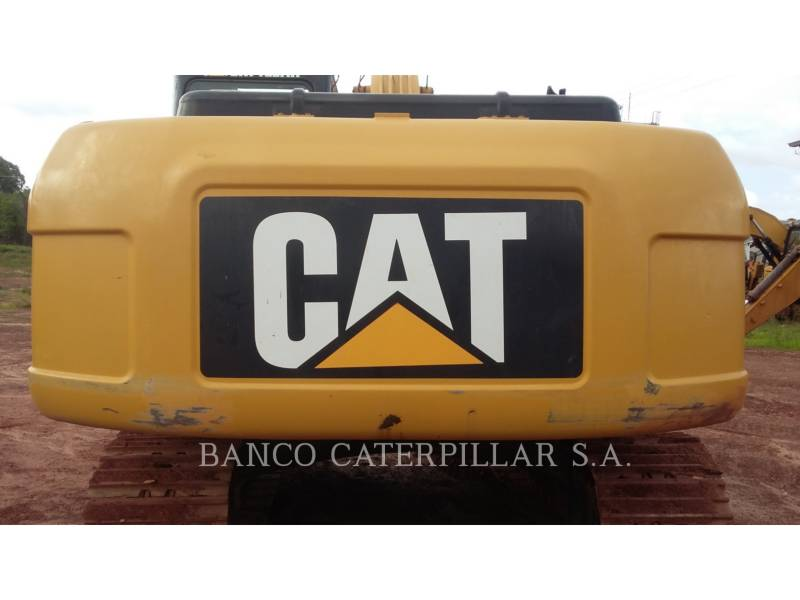 CATERPILLAR TRACK EXCAVATORS 320D equipment  photo 18