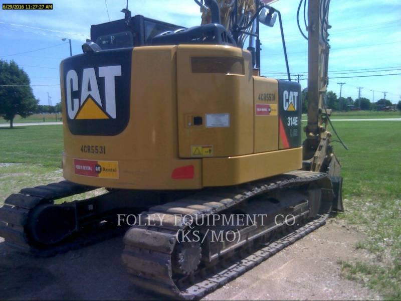 CATERPILLAR TRACK EXCAVATORS 314ELCR9 equipment  photo 3