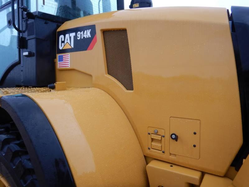 CATERPILLAR WIELLADERS/GEÏNTEGREERDE GEREEDSCHAPSDRAGERS 914 K equipment  photo 19